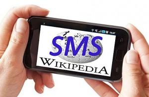 Получайте бесплатную информацию из Википедии через смс